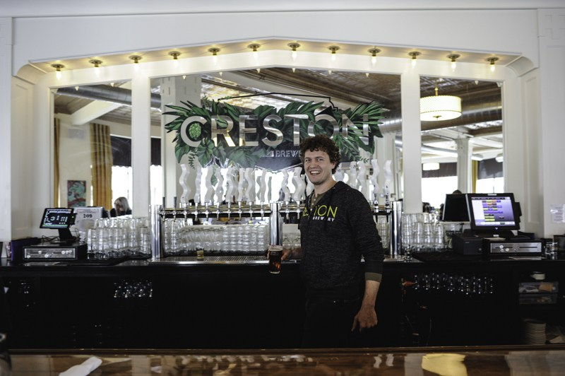 Creston Brewing Grand Rapids Mi Architecture And Design